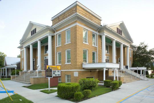 Historic Tabernacle Baptist Church
