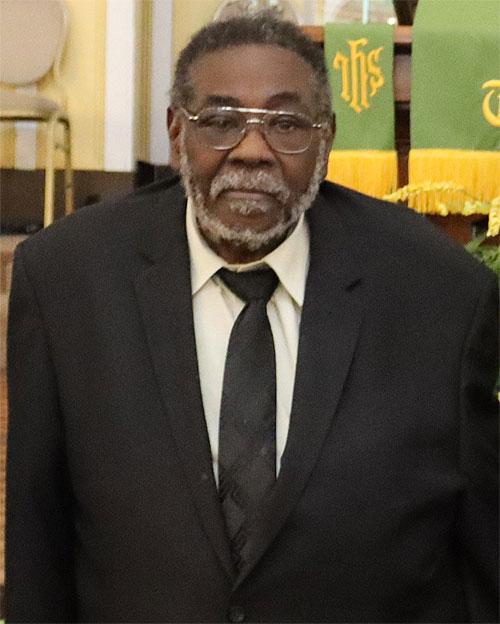 Deacon Board Chairman Sam Lett, MD